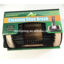 ferramentas de jardim ao ar livre, escova de sapatos para lama