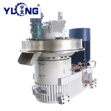 Machine à granulés de bois YULONG XGJ560 ring die