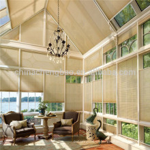 Proveedor de China motorized blackout honeycomb sun shade for roof