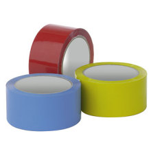 Colorful BOPP Adhesive Packing Tape
