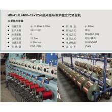 Máquina de esmaltação