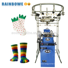 RB-6FP sock machine for making high quality plain socks