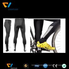 Signe de logo réfléchissant de sécurité haute stretch usine pour vêtements de vélo