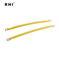 4 AWG Gauge Power Cable with Lugs Battery Engine Starter Ground Lead Car Auto