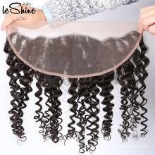 Neue Ankunft Original Chinesische Reine 100 Reine Haarspitze Frontal Perücke Fabrik Verkauf
