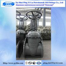 A grade sealing gost russian standard gate valve