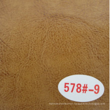 High Quality Cow Imitation Leather/ Crazy Horse Leather (R64)