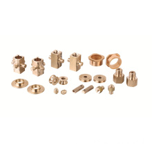 Brass Connector Machining Parts