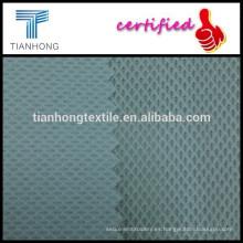 Mezclado de terylene algodón tela teñido sólido/dobby estilo /summer ropa tela