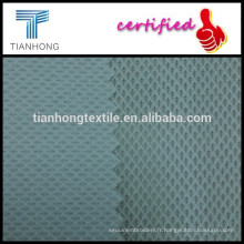 Terylene mélangé coton tissu de vêtement solide tissu teint/dobby style tissu /summer