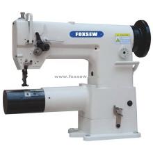 Máquina de costura de serviço pesado com filtro de agulha dupla para sacos de filtro
