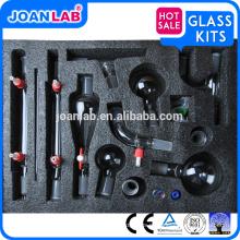 JOAN LAB Kit de destilação de produtos de vidro para química