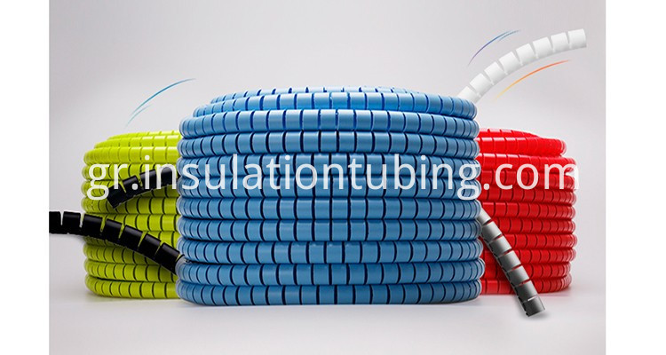 insulation wire spiral wrapping bands