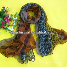 напечатали большой шаль шарфы