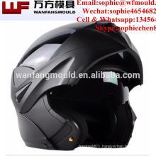 plastic helmet Motorcycle helmet mold with High quality plastic motorcycle helmet injection mold
