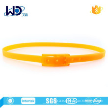 2015 Skinny Ladies Silicone Rubber Belts