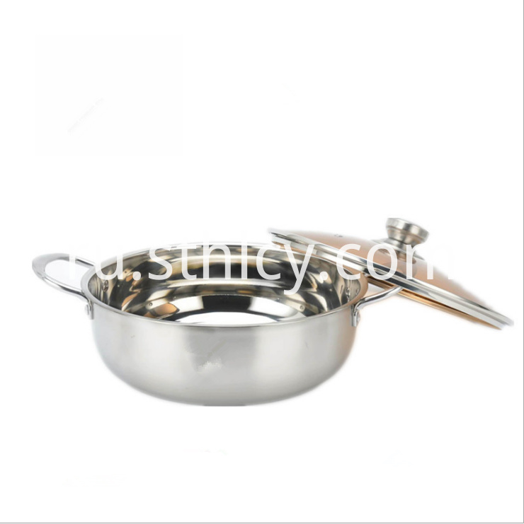 Stainless Steel Hot Pothl645by1