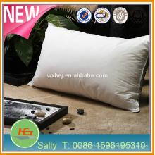 WXHEJ 100% algodón Hotel Firm Microfiber FIlled Pillow