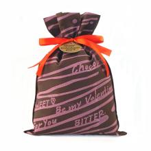 Saco de presente de doces saco de papel para dia dos namorados