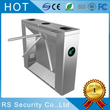 Automatic Waist High Tripod Turnstile Gate