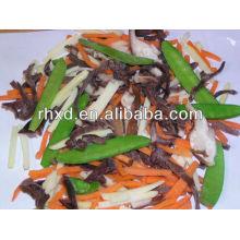 замороженные смешанные овощи