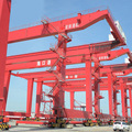 RMGType Rail Mounted Gantry Crane for Lifting Containers