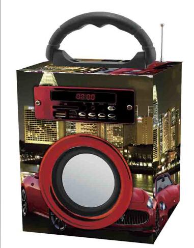 mini car design speaker