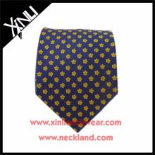 Оптовая Мода Шелковый Жаккард Тканый Короткие Цветочные Мужские Галстуки