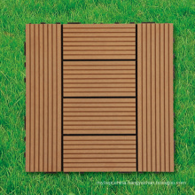 WPC Wood Plastic Composite Decking Floor Tile for Outdoor