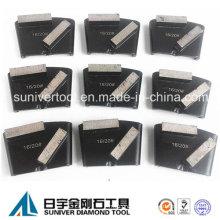 Bar Segment Diamond Grinding Plate for HTC Machine