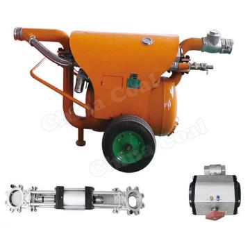 QYF Mine pompe à eaux usées pneumatique