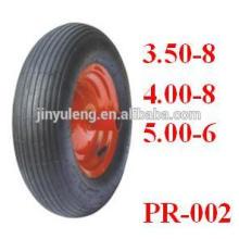 pneu de carrinho de mão 480 / 400-8 para carrinho de mão