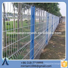 Made in China hot sale Hot dip fencing in kenya / 3d pvc coated wire mesh fence / welded fencing in kenya                                                                                                         Supplier's Choice