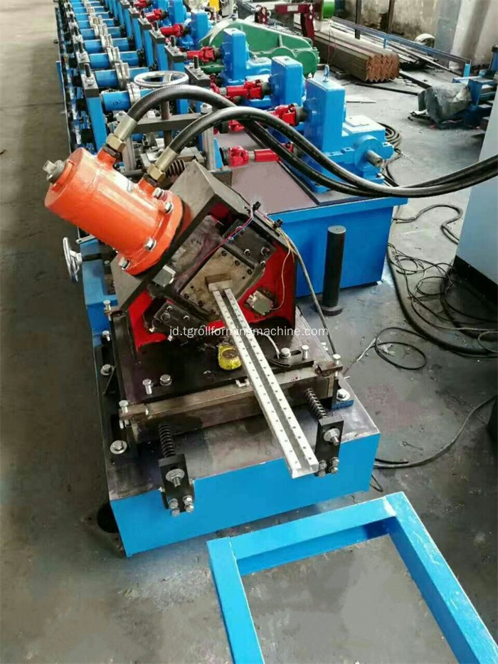 Ggd Electric Cabinet Frame Machine