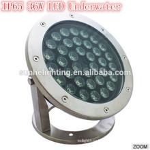 Лучшее качество IP65 водонепроницаемый 36 Вт закаленное стекло привело подводный свет привело плавательный свет с SAA перечисленных