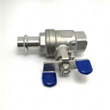 High precise customization cnc machining custom outdoor water filter