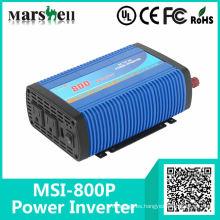 Inversor de energía de onda sinusoidal modificada de 600 ~ 1000W para trabajo, juego y emergencia