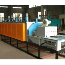 Mesh belt quenching furnace