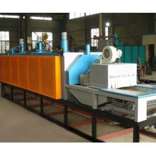 Mesh belt quenching furnace