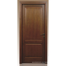 Puerta de madera italiano (ED03) /Interior puerta de madera