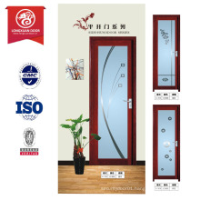 customized western style heavy duty sliding aluminium glass soundproof door                                                                         Quality Choice