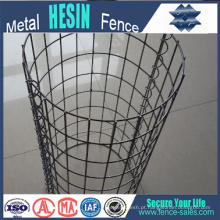 Cylindrical, Cubes Gabion Basket for Stone.