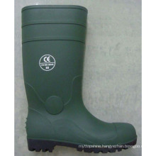 High Quality China Factory Industrial PVC Rain Working Safety Boots