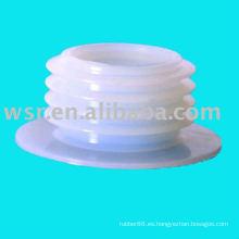 arandela de silicona componente electrónico