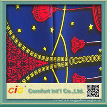 All Colors are Available Cotton Wax Fabric