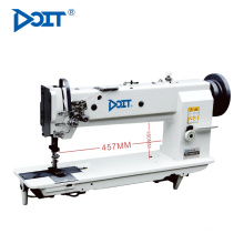 DT 4420HL-18 LONG ARM SINGLE/DOUBLE NEEDLE COMPOUND-FEED INDUSTRIAL LOCKSTITCH SEWING MACHINE