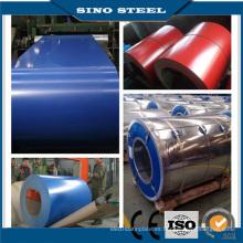 Bobina de acero revestida del color Dx51d Bobina de acero PPGI