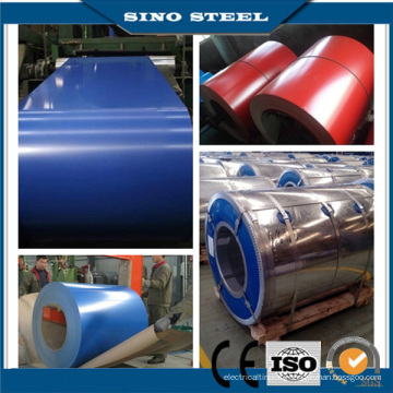 Dx51d Color Coated Steel Coil PPGI Steel Coil