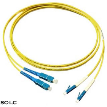 Sc-LC Волоконно-оптический патч-корд