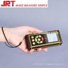 instrument de mesure de zone de volume laser numérique